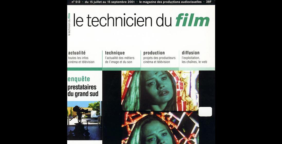 technicienFilm