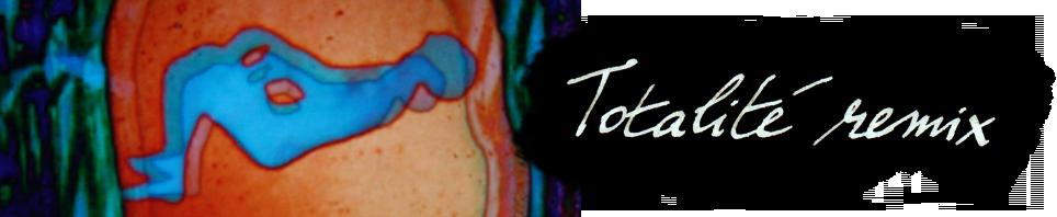Totalité remix - Johanna Vaude