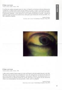 L'oeil sauvage Johanna Vaude Super 8