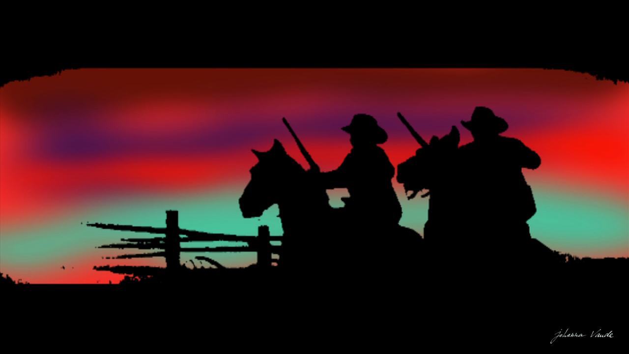 western - johanna vaude - blow up arte