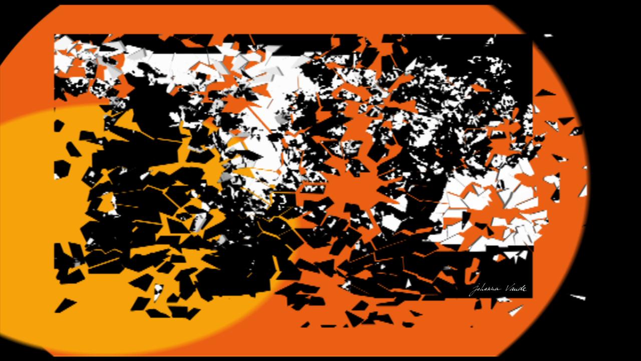 Color Shoot - Johanna Vaude - blow up arte