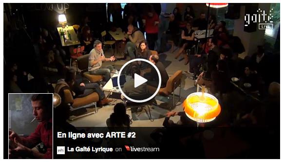 gaîté lyrique blow up arte