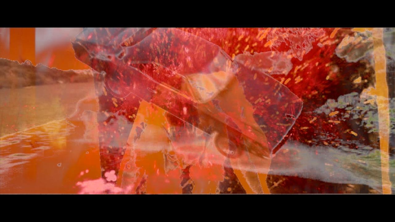 Johanna Vaude blow up arte