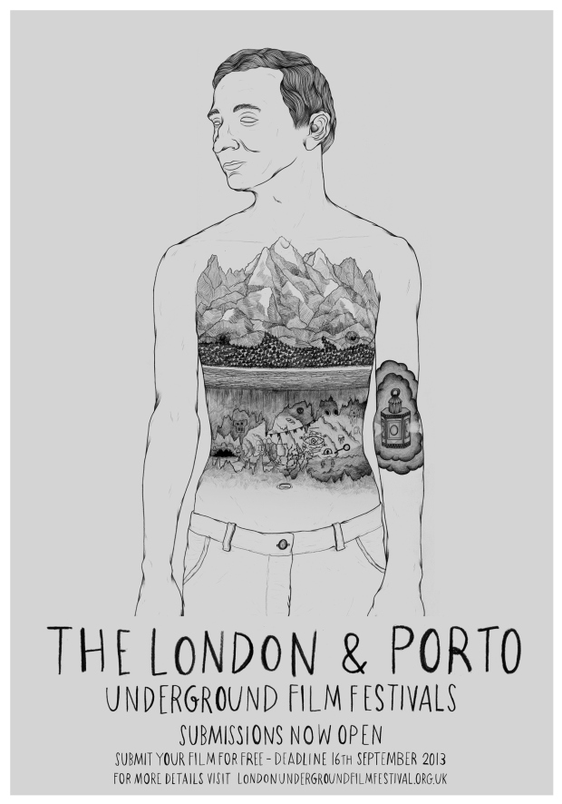 the london and porto underground film festival