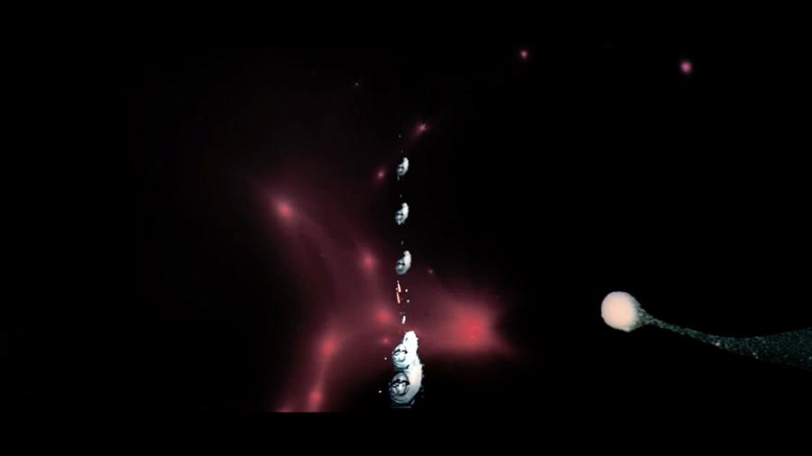 Chronovision - Voyages dans le temps par Johanna Vaude - blow up arte