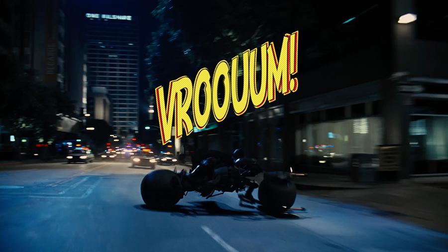 batman v superman johanna vaude blow up arte comics