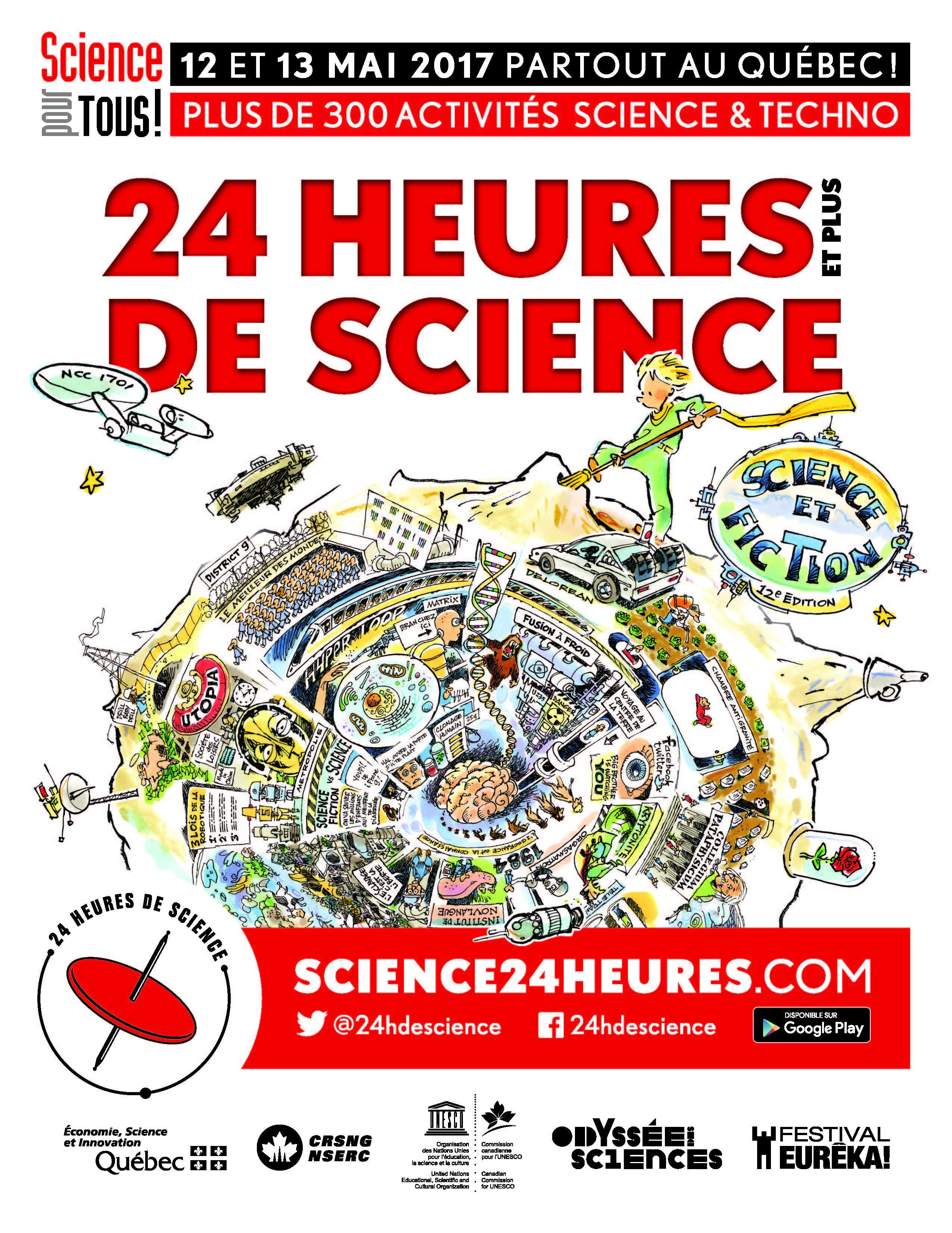 24h de science