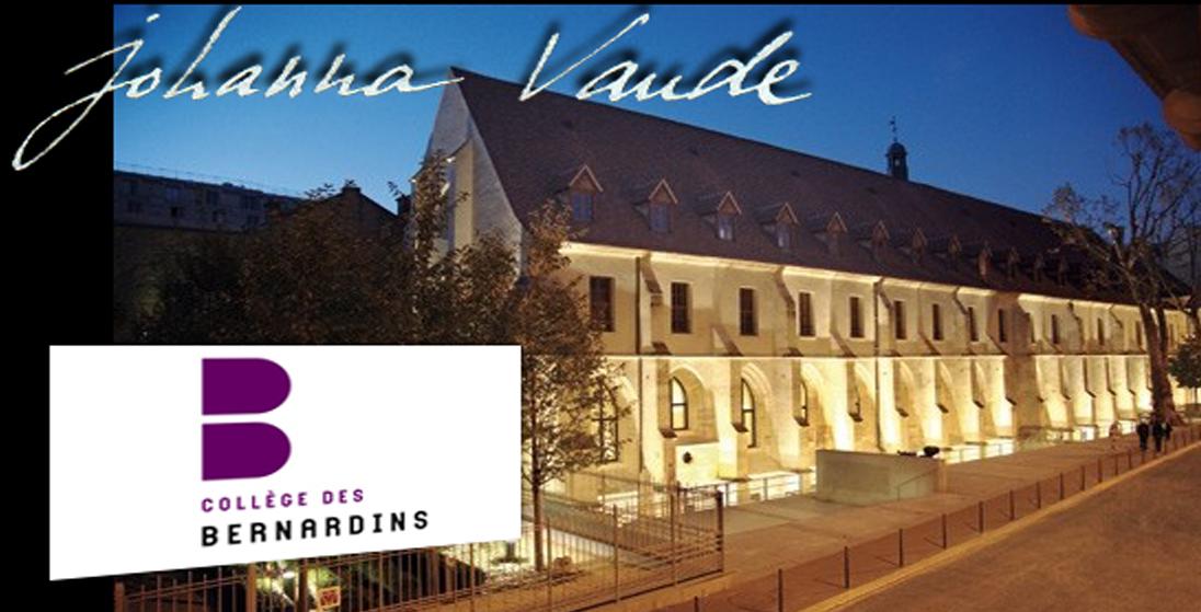 College des Bernardins-johanna-vaude