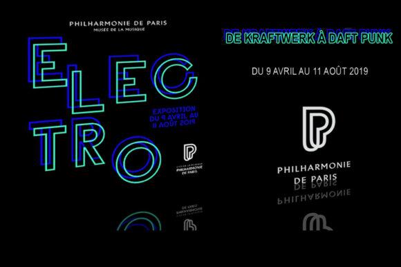 Exposition ELECTRO à la Philharmonie